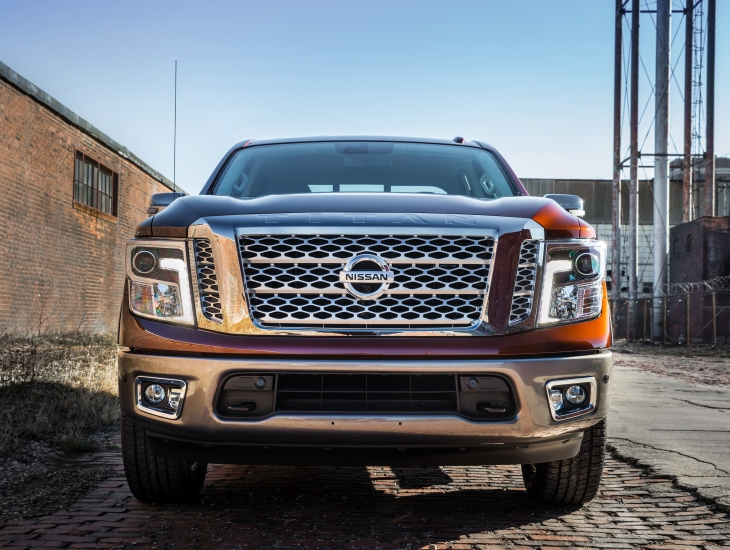 2017 Nissan Titan : Will you consider it over the Big 3