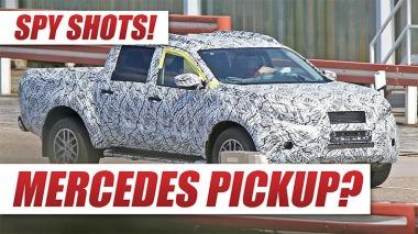 Mercedes Pickup Truck Blog image