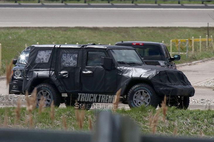 2018 jeep jl release date.  release new 2018 jeep jl wrangler spy shots on jeep jl release date