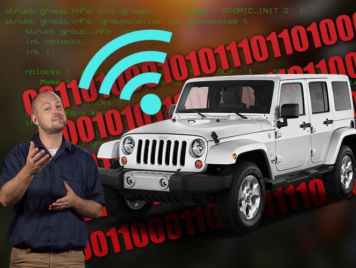 Was a Jeep Wrangler Hacked in Houston? | 4Wheel Online ...