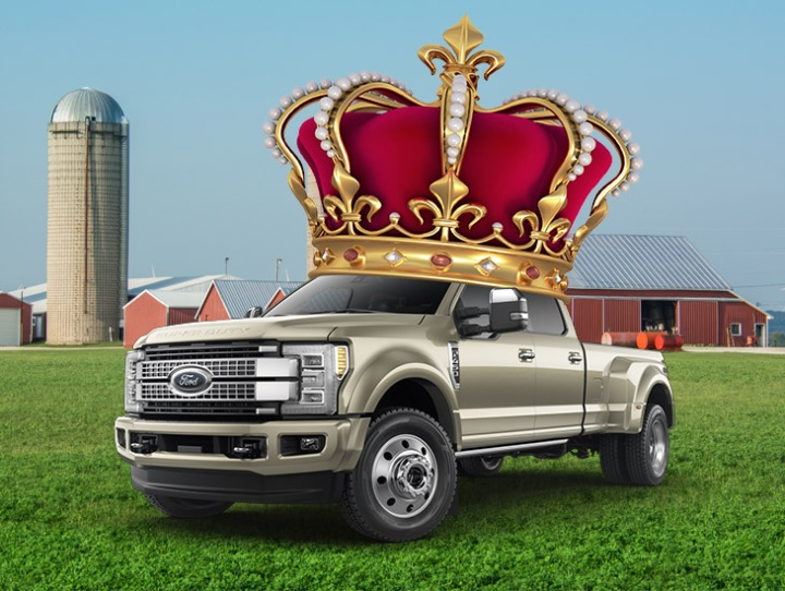 new 2017 super duty king of towing f-250 f-350 f-450 video blog image
