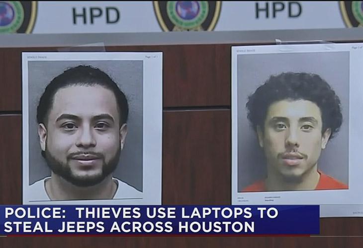 hacked jeep stolen perpetraitors caught blog image