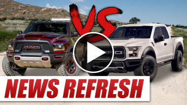 Ram Rebel TRX vs 2017 Ford Raptor blog image